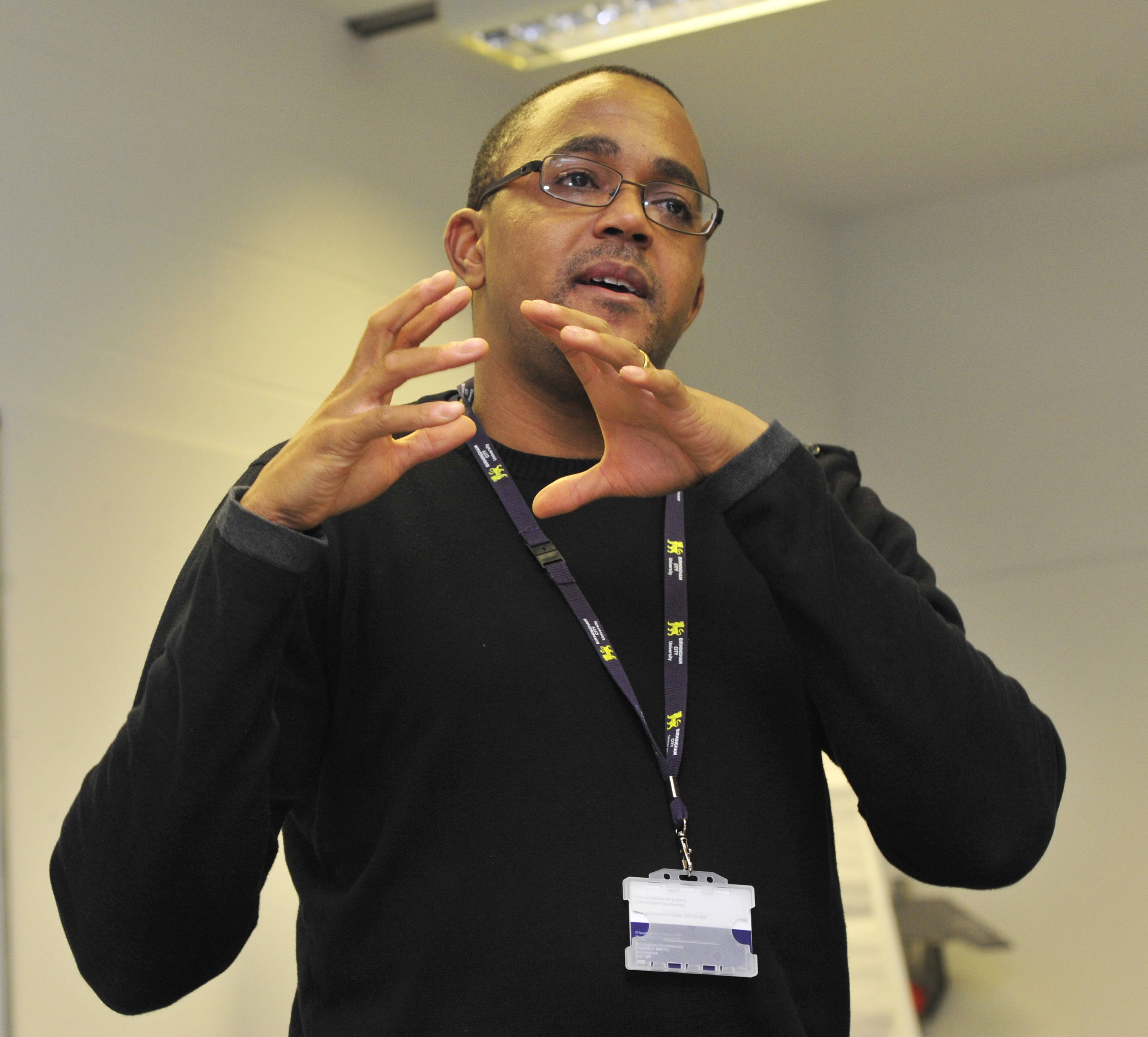 Dr Kehinde Andrews