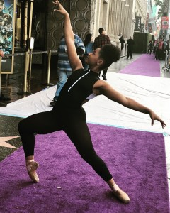 Sage from Brown Girls do Ballet