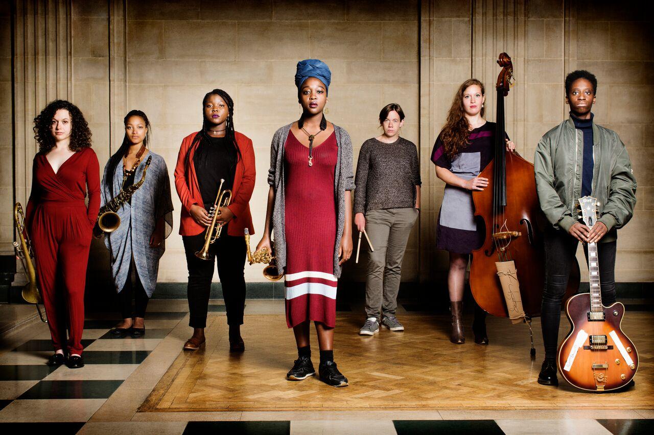 DMU International Jazz Series: Nerija — Page Banner