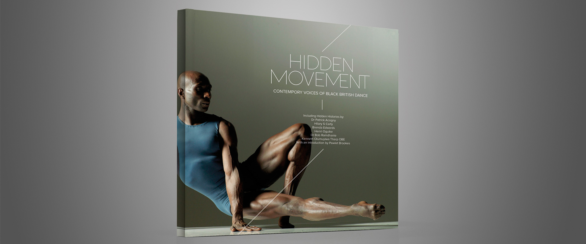 Hidden Movement: Contemporary Voices of Black British Dance — Page Banner