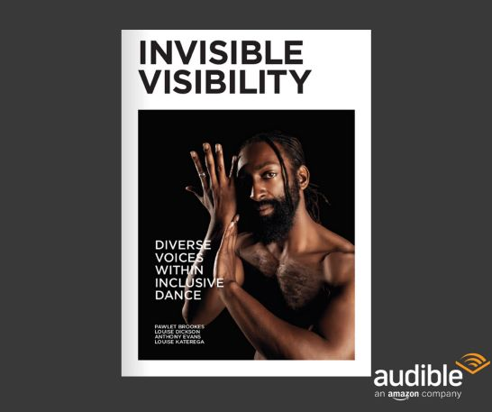 Invisible Visibility: Audiobook — Page Banner
