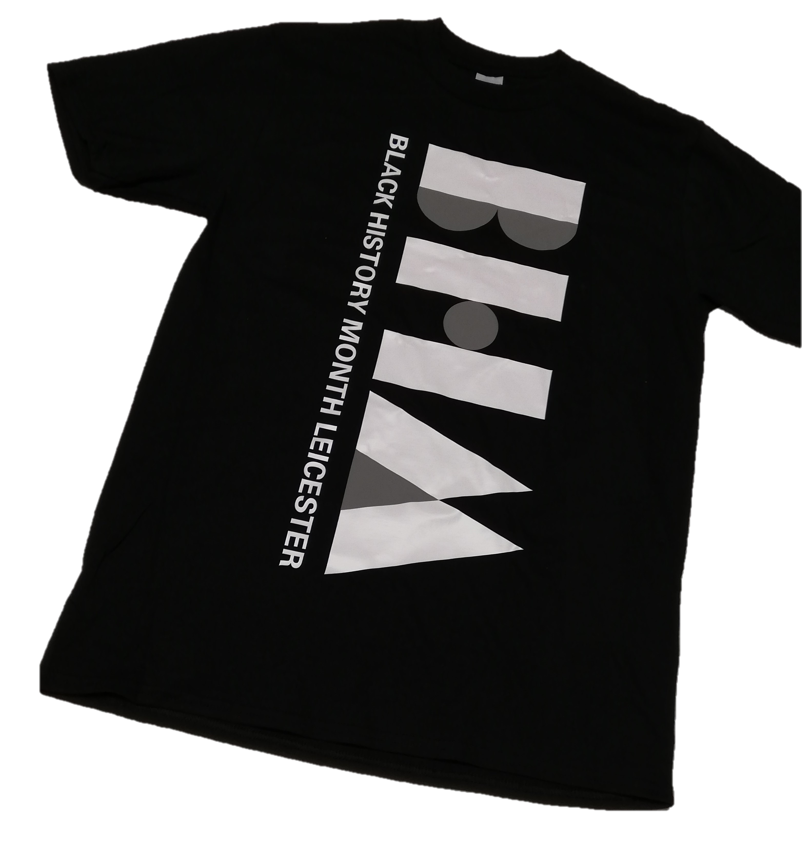 BHM T Shirt — Page Banner