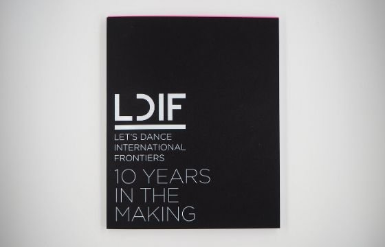 LDIF 10 Years in the Making — Page Banner