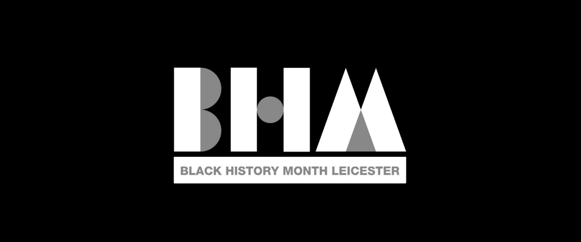 Black History Month Leicester — Page Banner