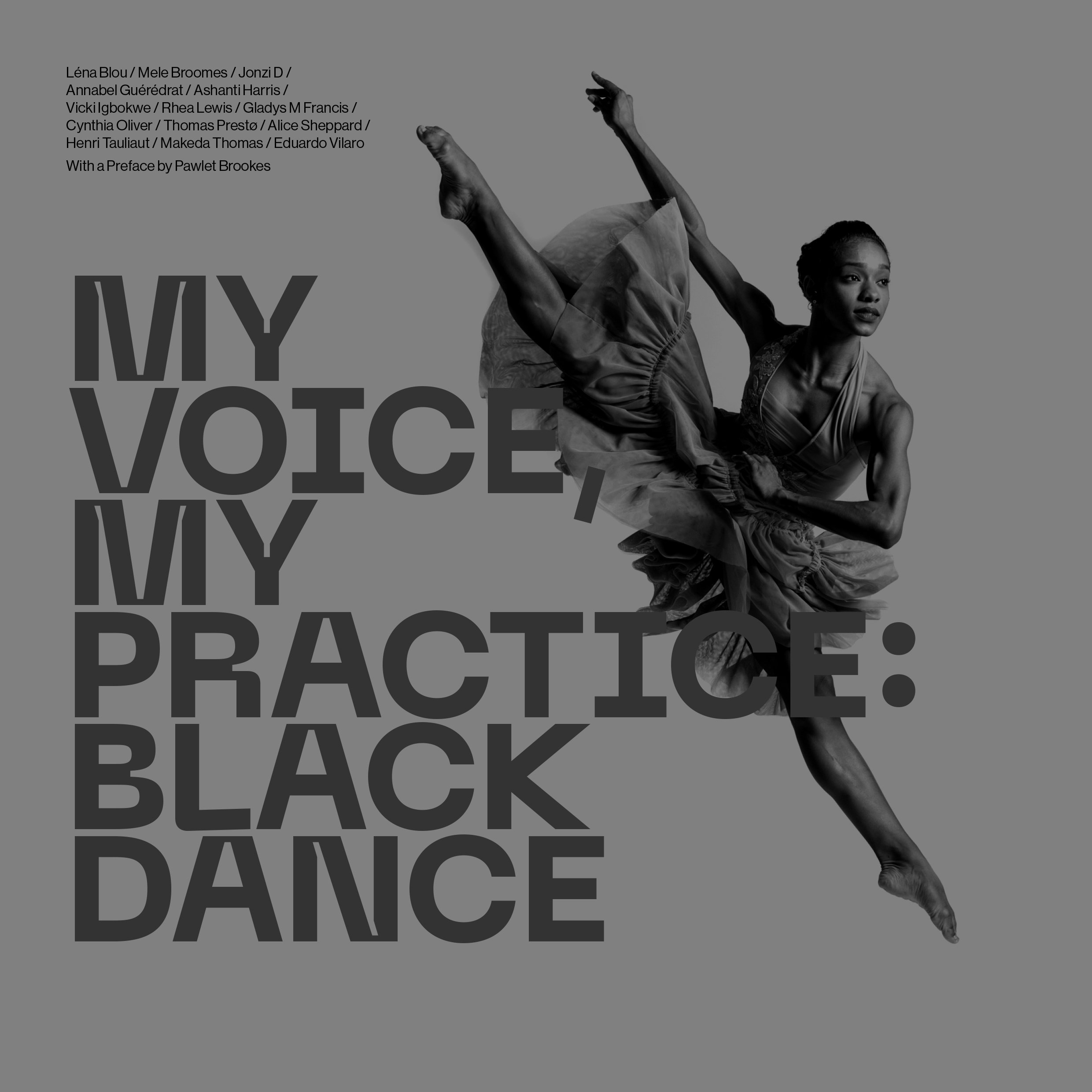 My Voice, My Practice: Black Dance (Pre-Order) — Page Banner