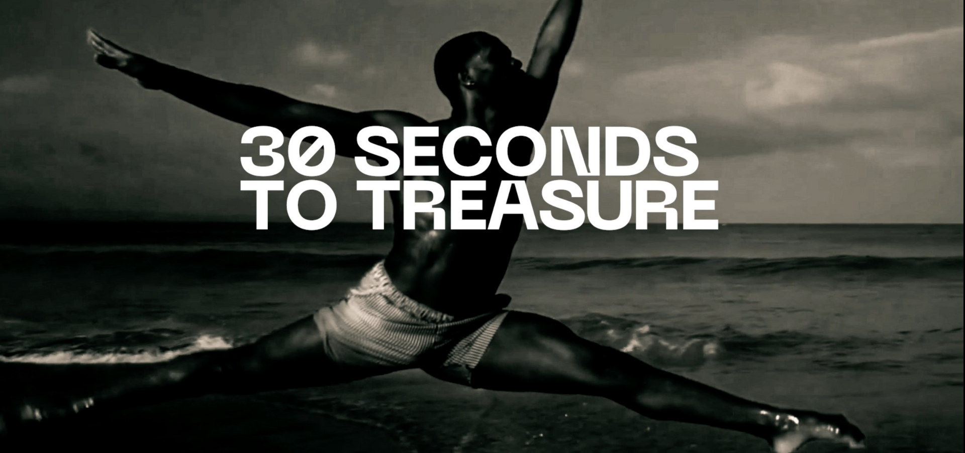 30 Seconds to Treasure — Page Banner