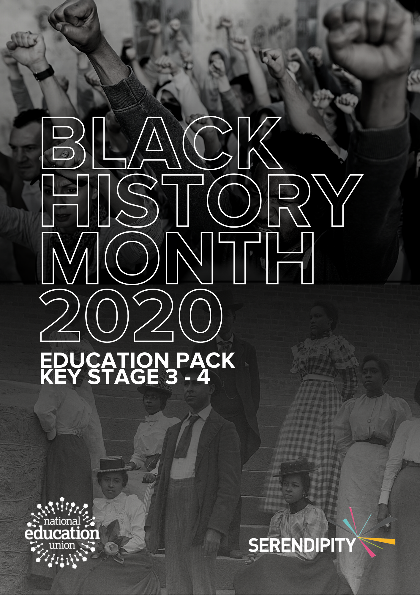 Black History Month — Page Banner