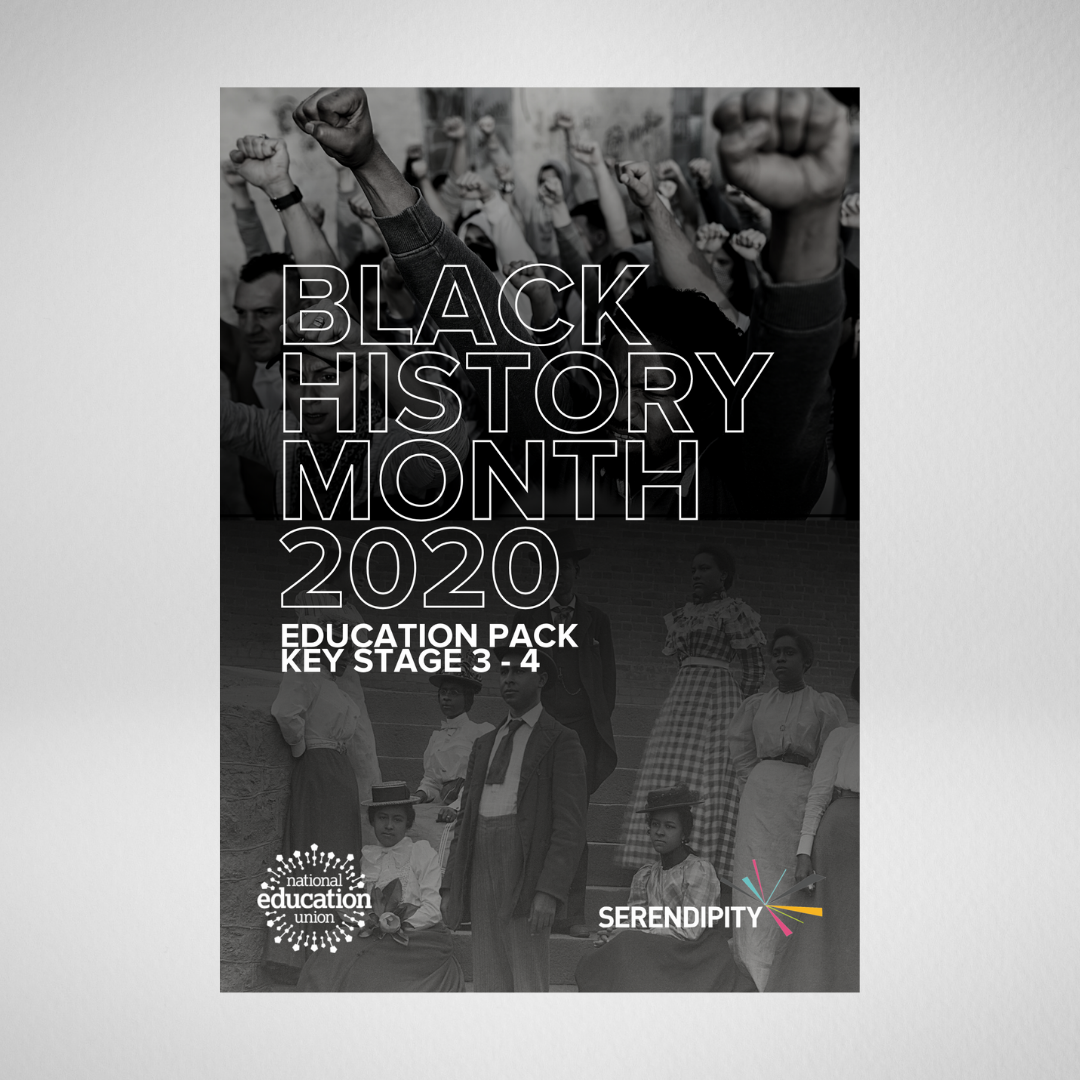 Black History Month – Education Pack — Page Banner