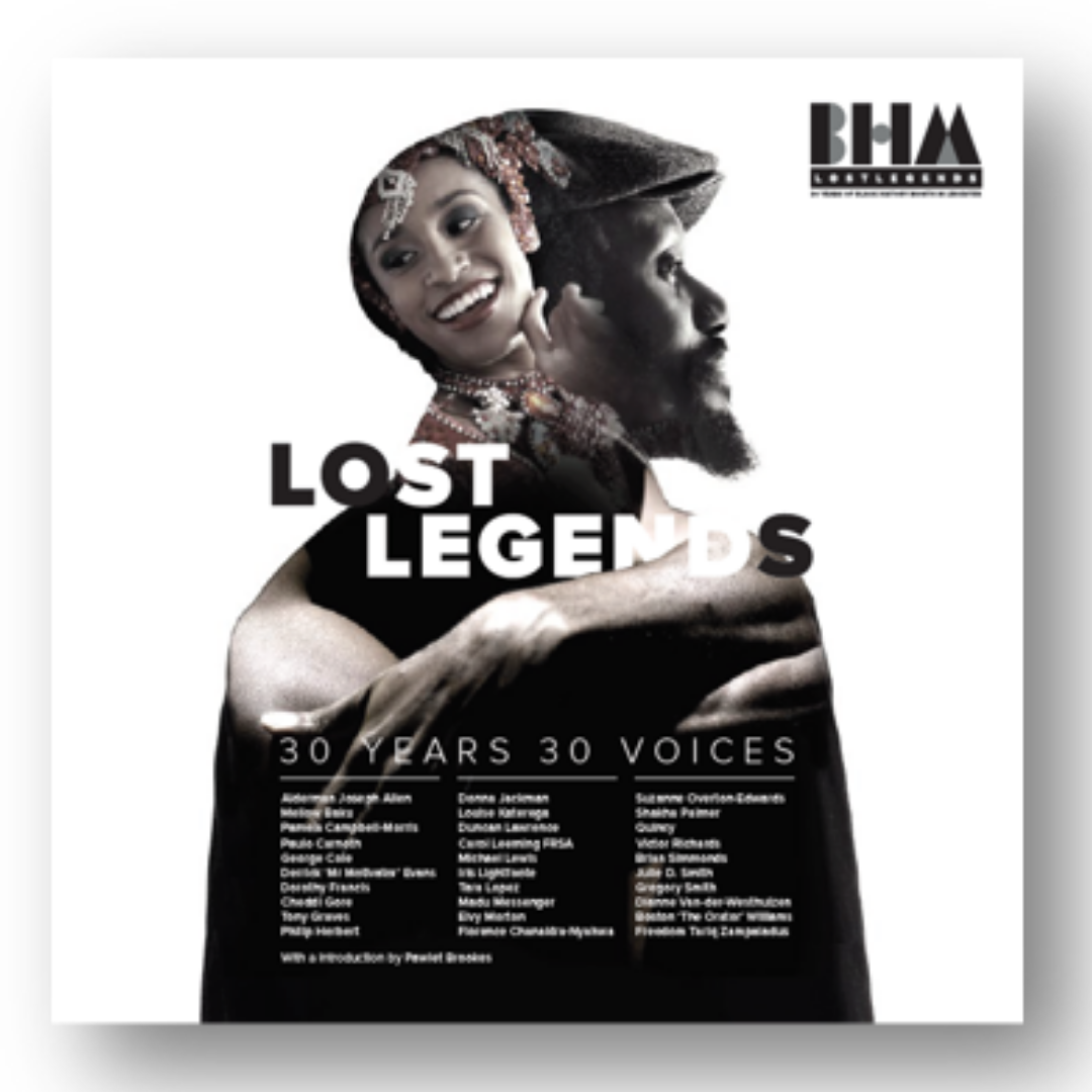 Lost Legends: 30 Years 30 Voices — Page Banner