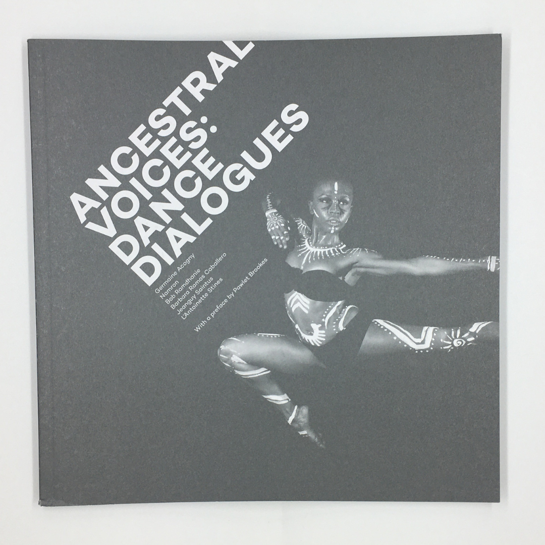 Ancestral Voices: Dance Dialogues — Page Banner