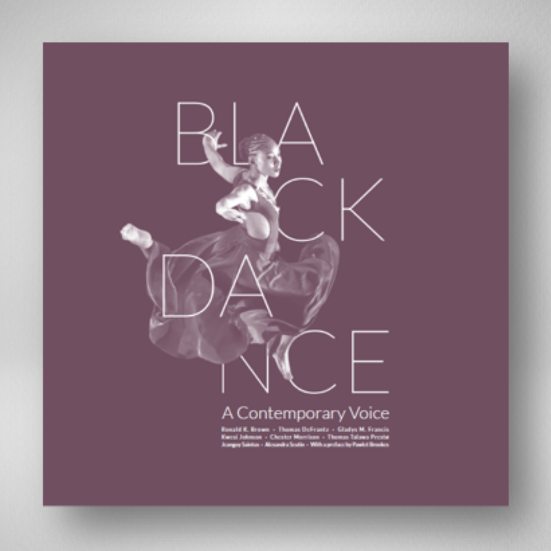 Black Dance: A Contemporary Voice — Page Banner