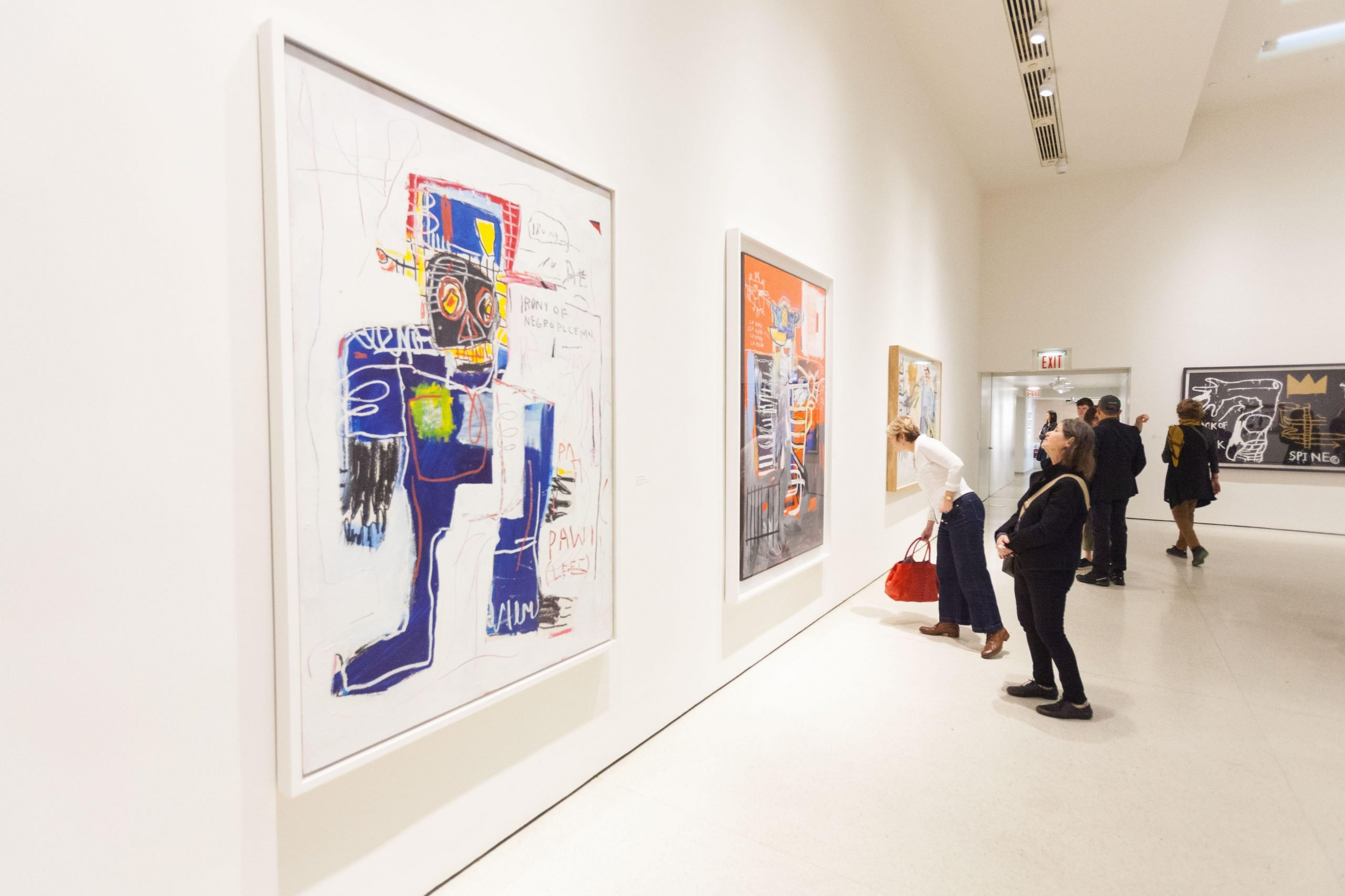 The Hole in the Wall: Curating Basquiat's Defacement by Chaédria LaBouvier — Page Banner