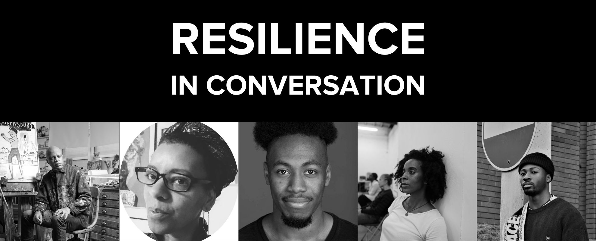 Resilience: In Conversation (Online) — Page Banner