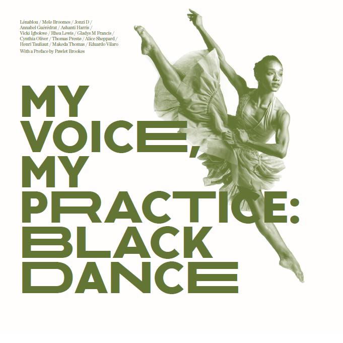 My Voice, My Practice: Black Dance In Conversation — Page Banner