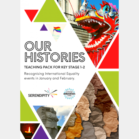 Our Histories – Education Pack — Page Banner