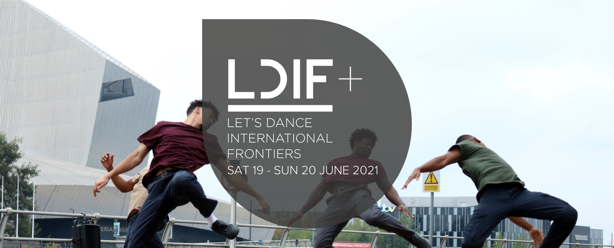 Let's Dance International Frontiers — Page Banner