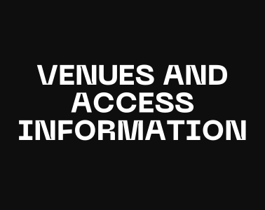 venues and Access information