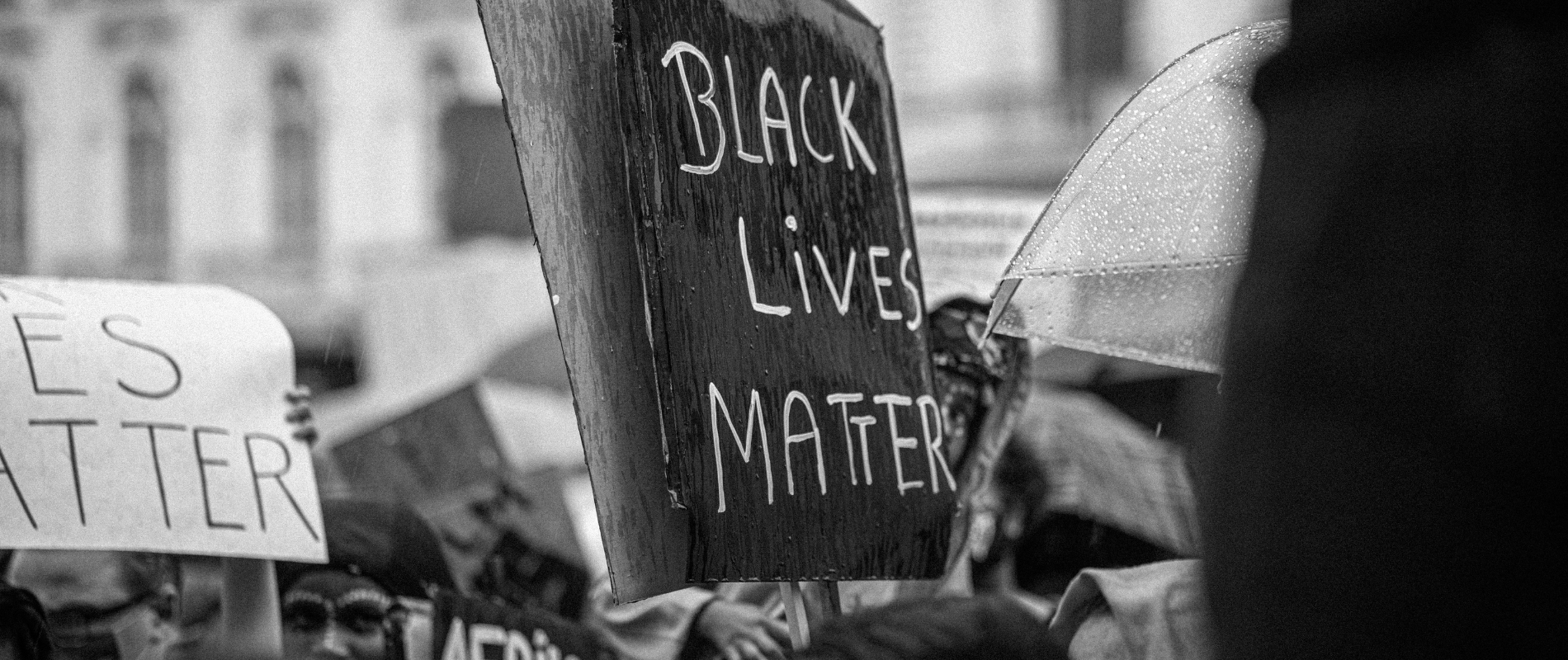 Community Curators Exhibition: Black Lives Matter Too! — Page Banner