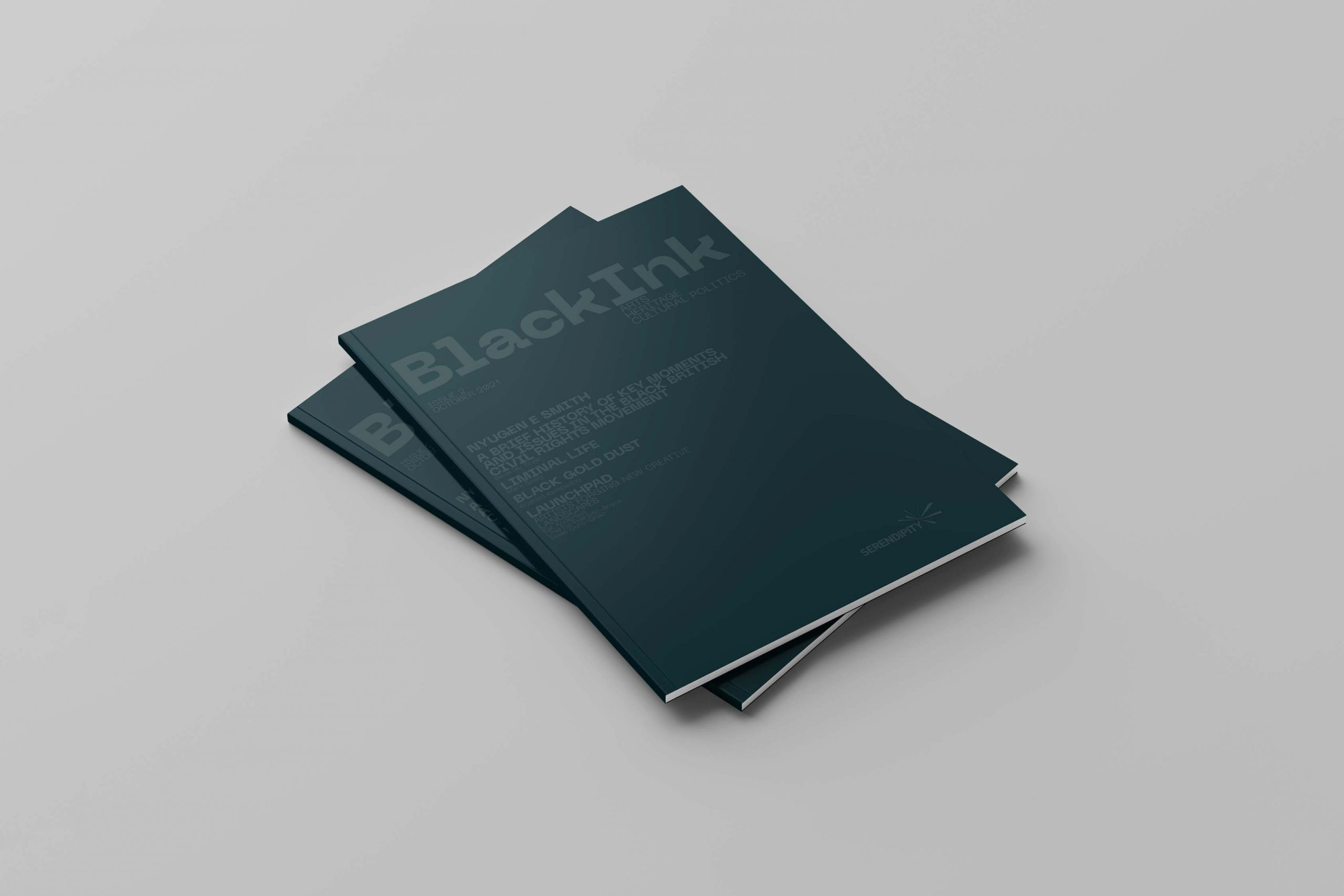 BlackInk Issue Two – PRE-ORDER — Page Banner
