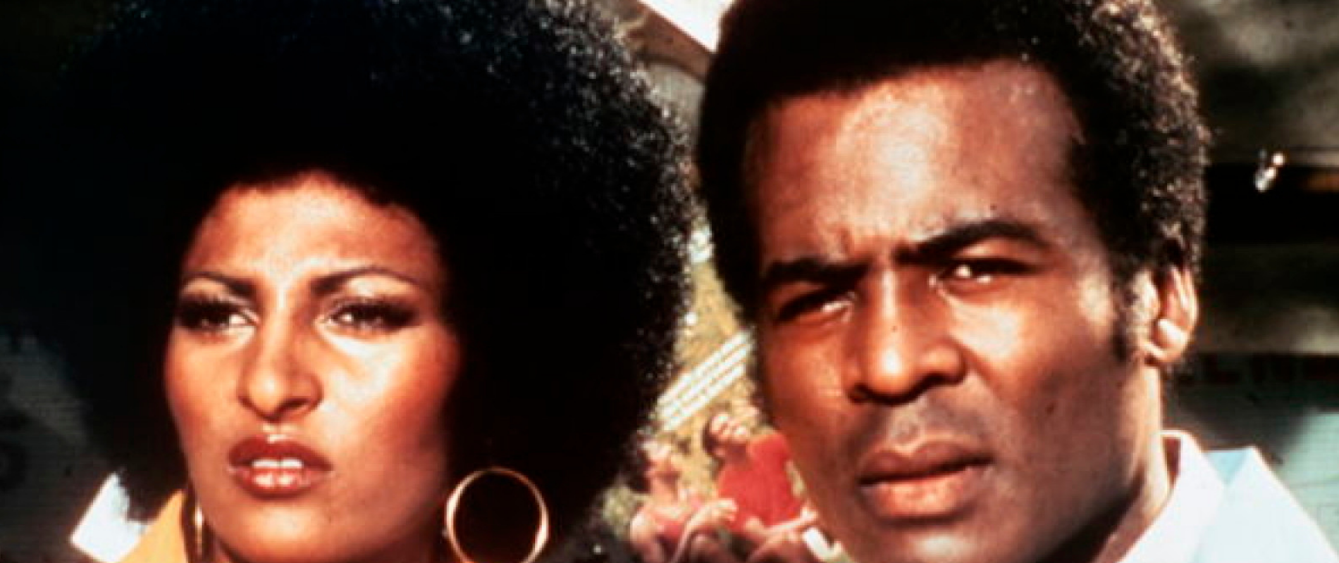 Foxy Brown (1974) — Page Banner